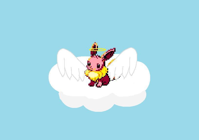 Winged Eevee