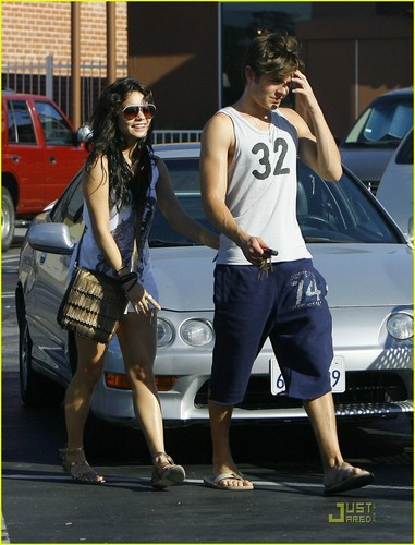 Zac & Vanessa in Studio City