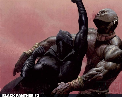 black panther(akartsky)