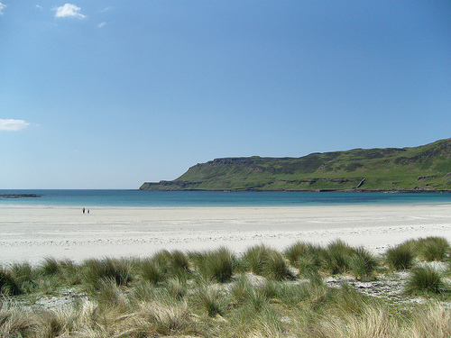 Scotland wallpaper entitled calgary beach, mull