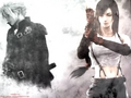 cloud ant tifa - cloud-strife wallpaper