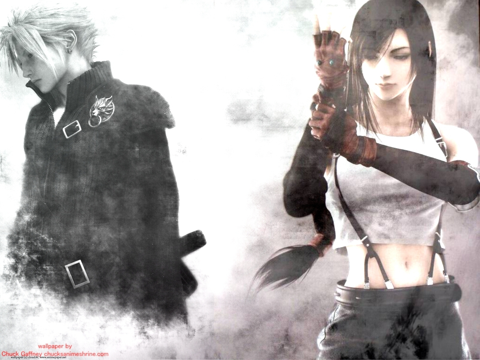 Cloud Strife Images Ant Tifa HD Wallpaper And Background Photos