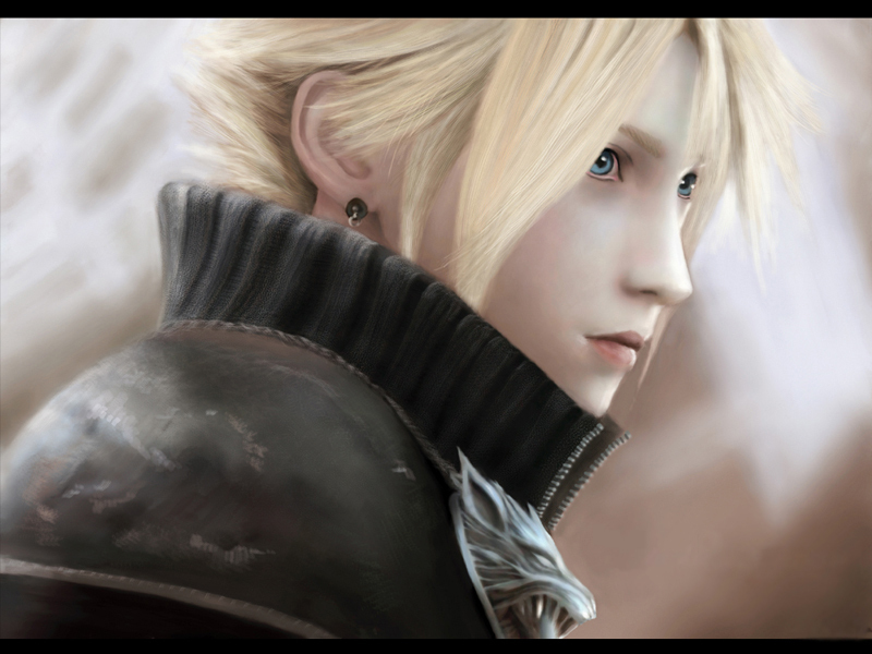cloud strife Who do you think would win in a fight please leave a post with your reasons for your choice this is also saying, if zack never died and kept.