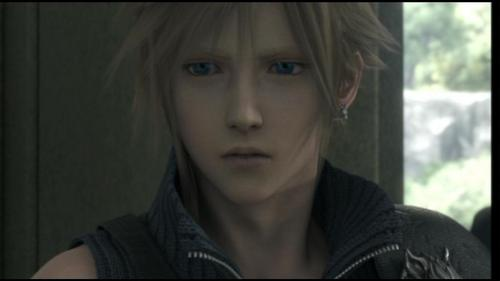 Final fantasy VII wallpaper possibly containing a portrait called nube, nuvola strife screencaps
