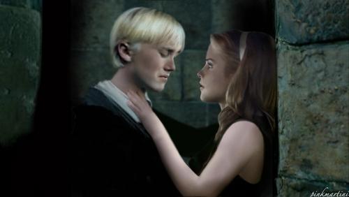 dramione-hidden pag-ibig