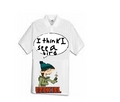 ezekiel T-shirt (random) - total-drama-island fan art
