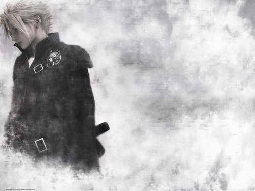 final fantasy 7 - cloud-strife Wallpaper