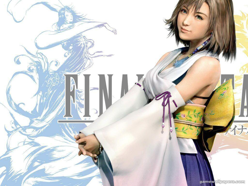 Final fantasy final fantasy wallpaper 6967365 fanpop - Yuna wallpaper ...