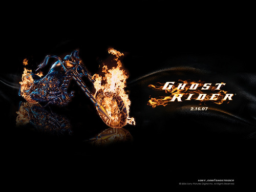 Ghost Rider wallpaper titled ghost (akartsky)