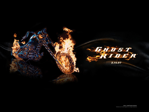 Ghost Rider wallpaper entitled ghost (akartsky)