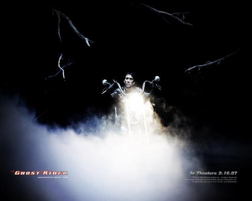 Ghost Rider wallpaper entitled ghost (akartsky)
