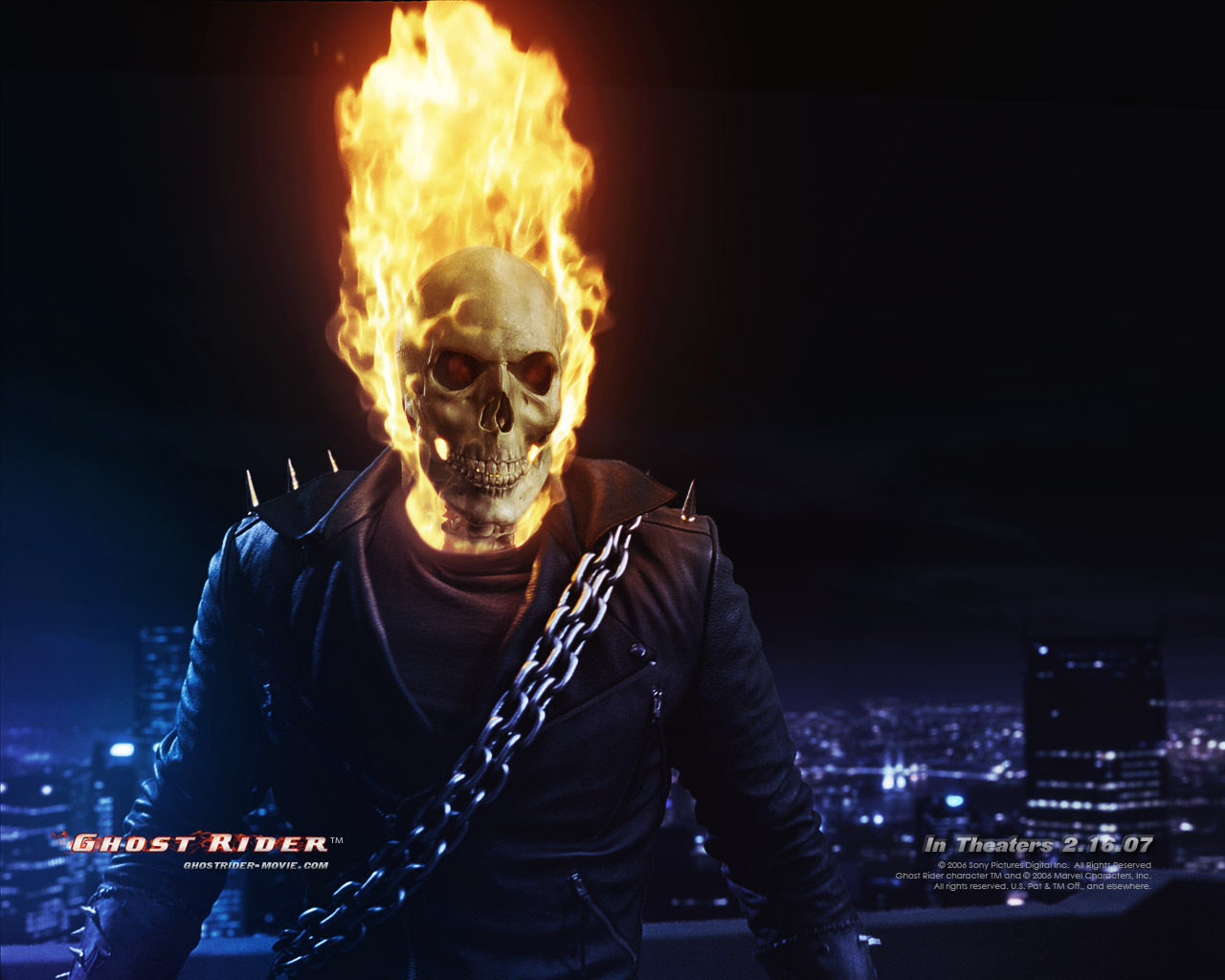 Brilliant Ghost Rider 1280 x 1024 · 196 kB · jpeg