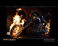 ghost (akartsky) - ghost-rider wallpaper