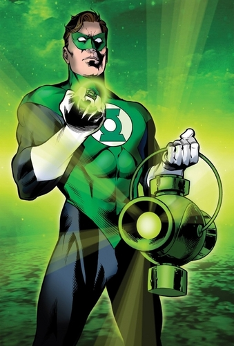 hal jordan and jade