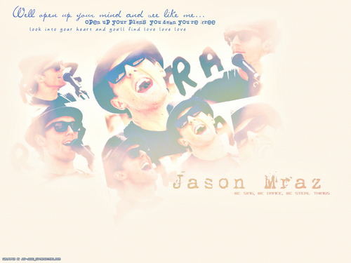 Jason Mraz वॉलपेपर entitled jason i'm yours