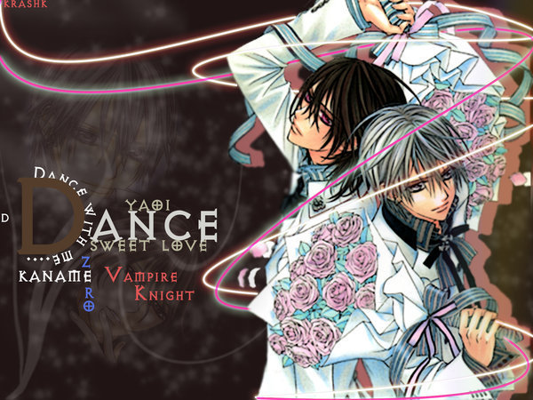 zero x kaname images kaname x zero wallpaper and