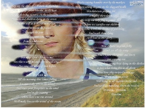keith Island - celtic-thunder Wallpaper