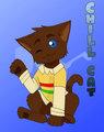 kitty cat cody - total-drama-island fan art