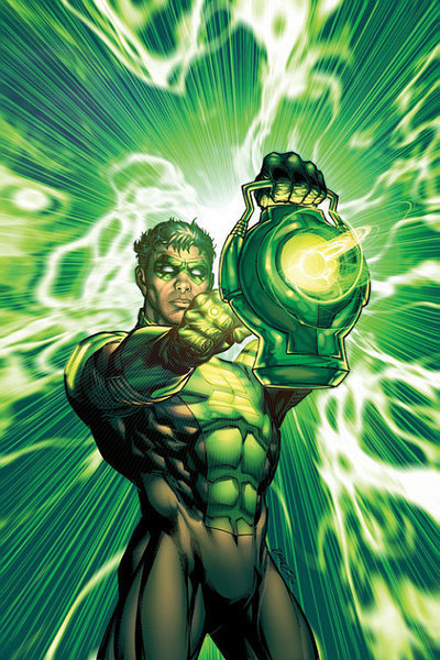 Green lantern ring comic - photo#24