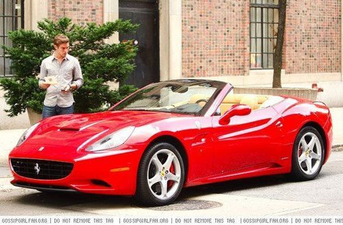 nate and a sweet car :)
