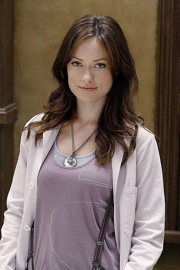 I watch House MD just for her.