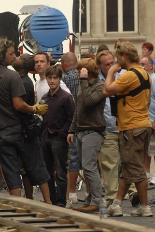 on set deathly hallow
