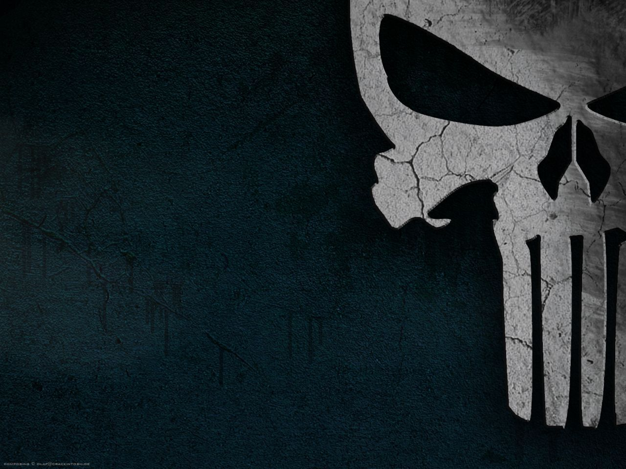 punisher(akartsky) - The Punisher Wallpaper (6967484) - Fanpop