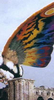 pelangi, rainbow mothra
