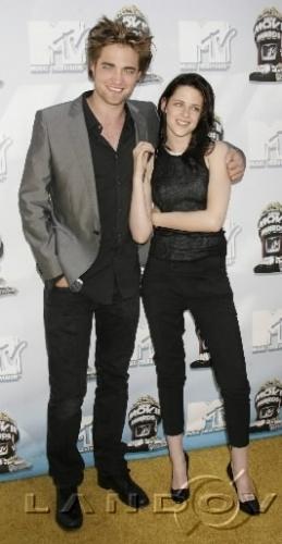 robert MTV awards 2008