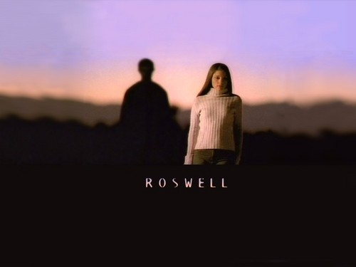Roswell wallpaper possibly containing a sunset entitled roswell