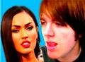shane dawson with megan fox!!! - shane-dawson photo