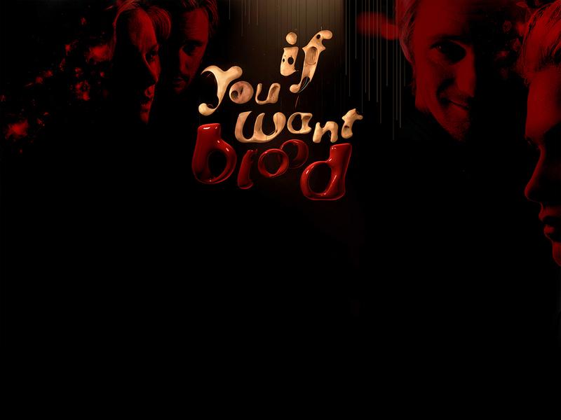 true blood eric wallpaper. sookie amp; eric - True Blood