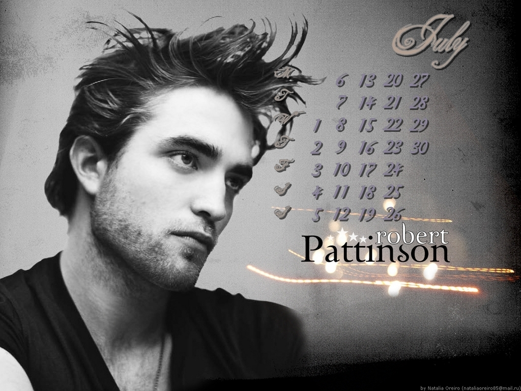 Twilight Calendar Wallpapers