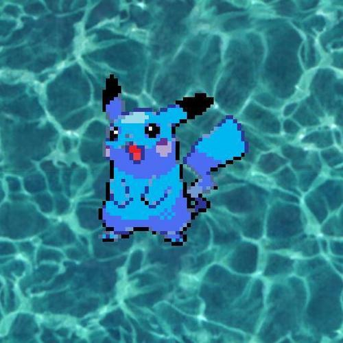 pikachu fondo de pantalla called water pikachu