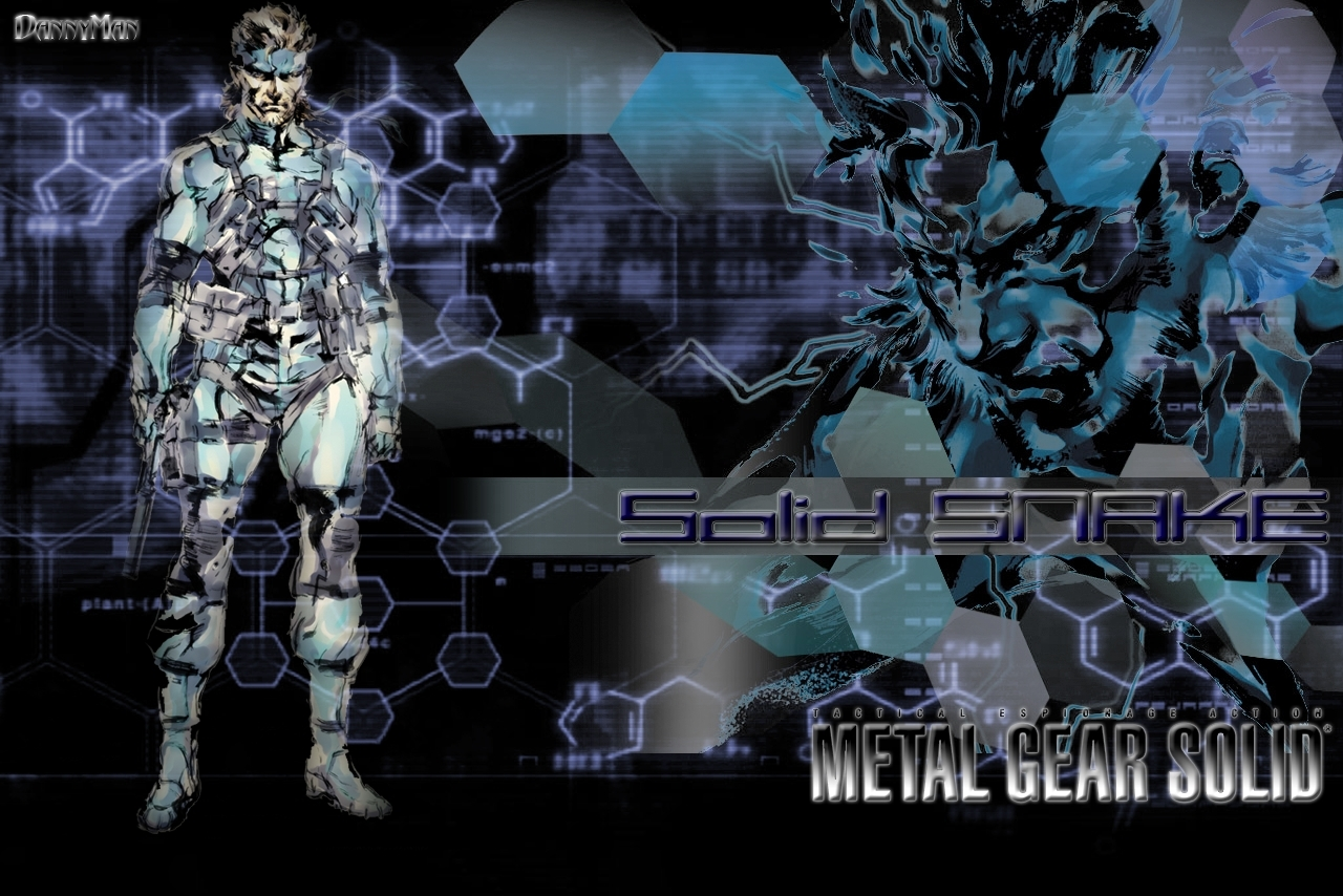 Metal Gear Solid 2 Wallpaper: DriverLayer Search Engine
