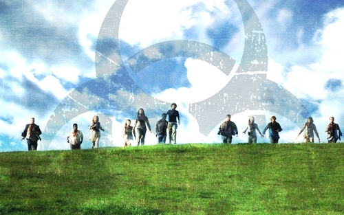 Horror Movies wallpaper entitled 28 Weeks Later