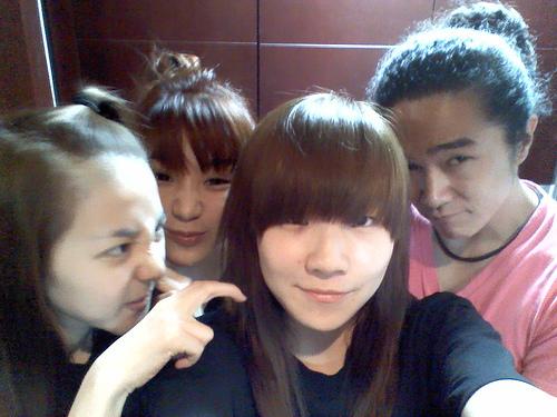 2NE1 hình nền titled 2NE1