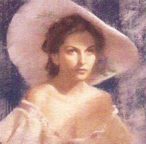 A Portrait Of Rebecca