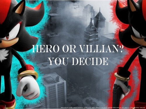 A hero or a villian