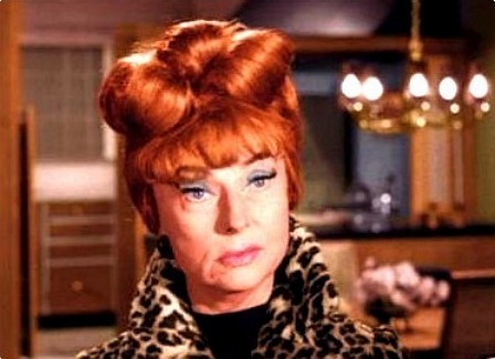 Agnes Moorehead as Endora