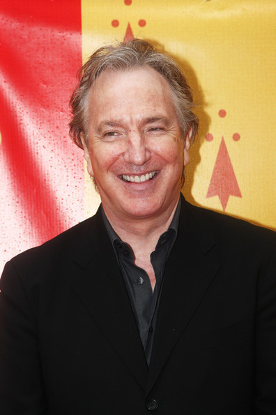 alan rickman harry potter. Alan Rickman - Harry Potter And The Half-Blood Prince / London Premiere