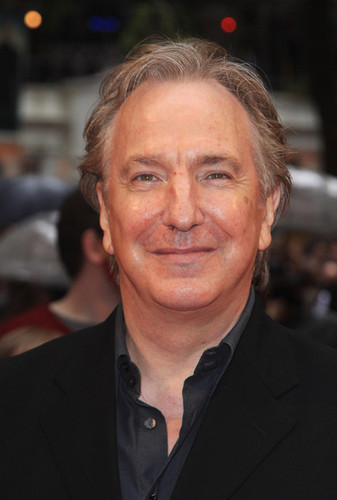 Alan Rickman - Harry Potter And The Half-Blood Prince / Londres Premiere