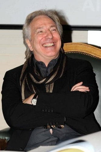 Alan Rickman - James Joyce Award Pictures