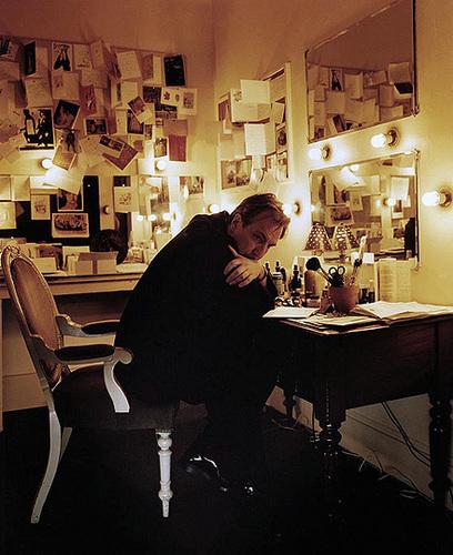 Alan Rickman foto