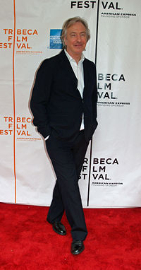 Alan Rickman litrato