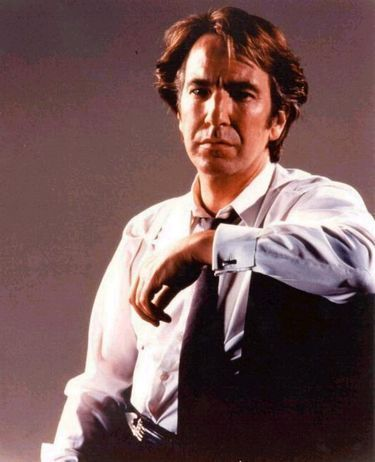Alan Rickman 写真