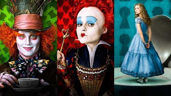 helena bonham carter alice. Alice in Wonderland