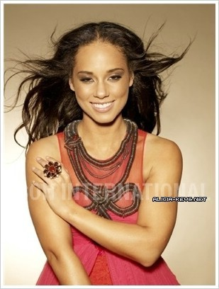 alicia keys wallpaper containing a portrait and skin entitled Alicia >333