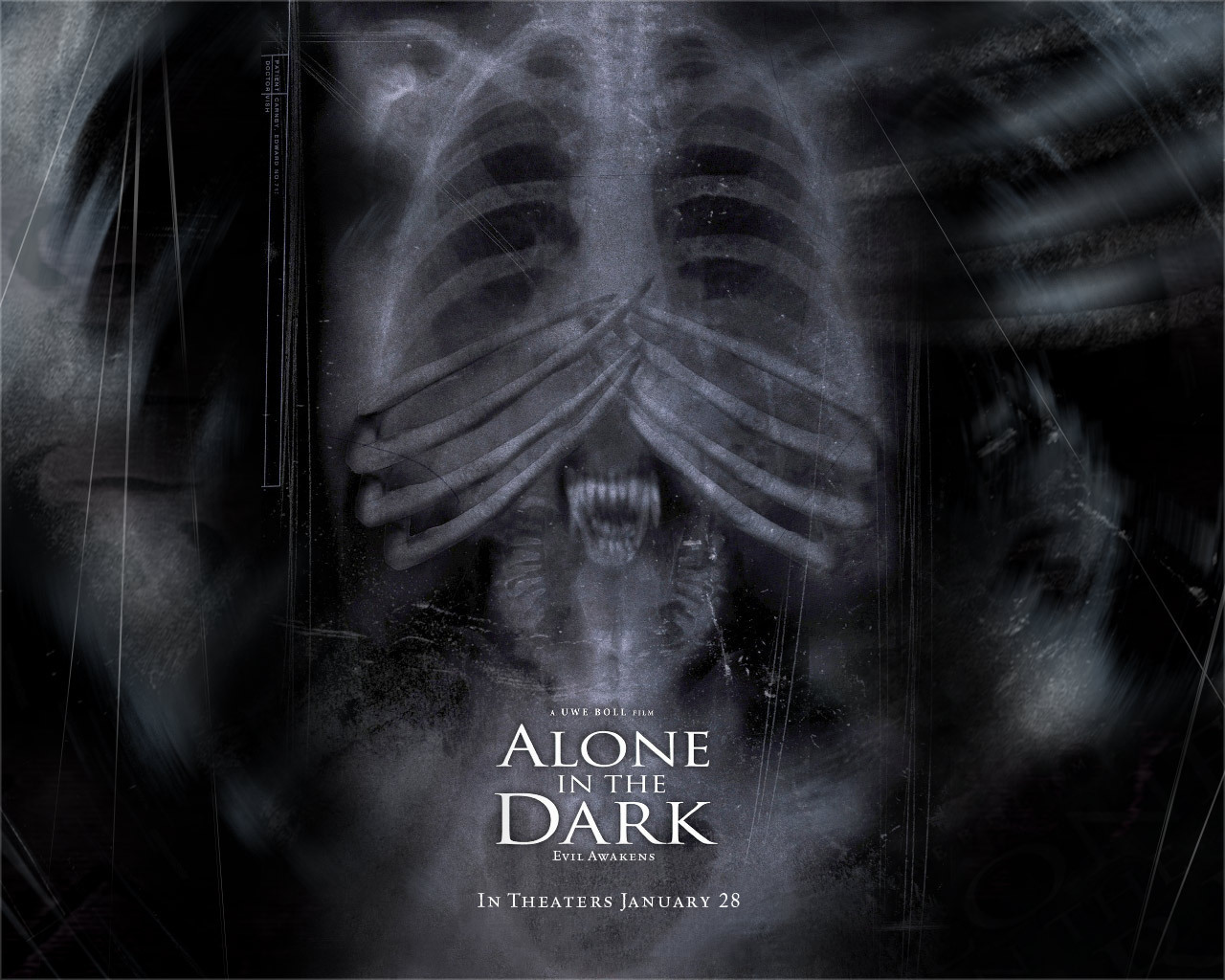 Alone In The Dark Horror Movies Wallpaper 7083653 Fanpop