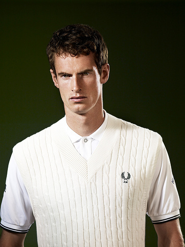 Andy Murray kit launch!